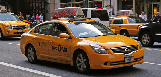 NEW HYBRID TAXIS - Fort Lewis Taxi
