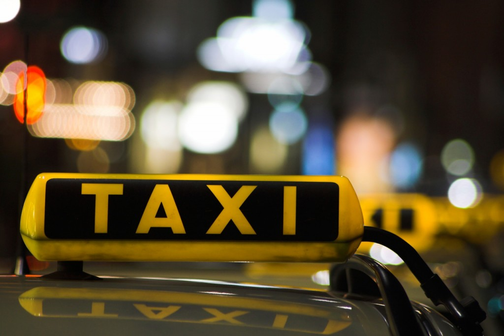 Out of The Town - Fort Lewis Taxi